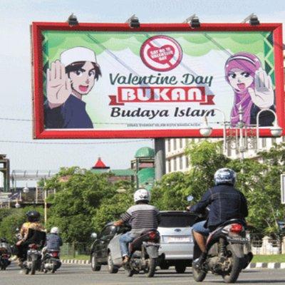 Asal Jangan Berlebihan Itu Hukumnya Mubah Aceh Nafi Larang Umat Islam Sambut Hari Valentine