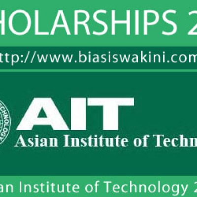 Asian Institute Of Technology Scholarship 2017