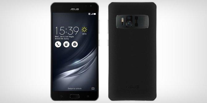 Asus Zenfone Ar Smartphone Pertama Di Dunia Dengan Ram 8 Gb