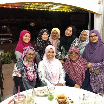 Ateh Corner Tempat Makan Sedap Di Taman Universiti Johor