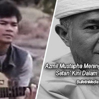 Azmil Mustapha Meninggal Dunia Ali Setan Kini Dalam Kenangan