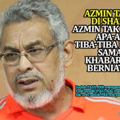 Azmin Tanding Di Shah Alam Azmin Tak Komen Apa Apa Pun Tiba Tiba Khalid Samad Kata Khabar Angin Berniat Jahat