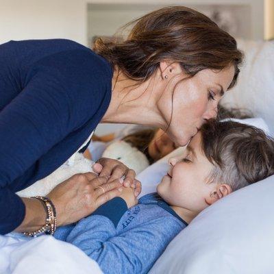 Bagusnya Kalau Boleh Amal Tip Dikongsi Oleh Ayah Ini Barulah Anak Mudah Bangun Awal Pagi
