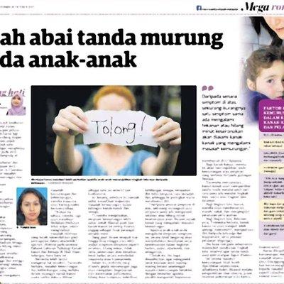 Bahaya Rupanya Ramai Rakyat Malaysia Alami Kemurungan Yang Teruk