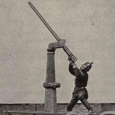 Ballonabwehrkanone Senjata Anti Pesawat Pertama Di Dunia