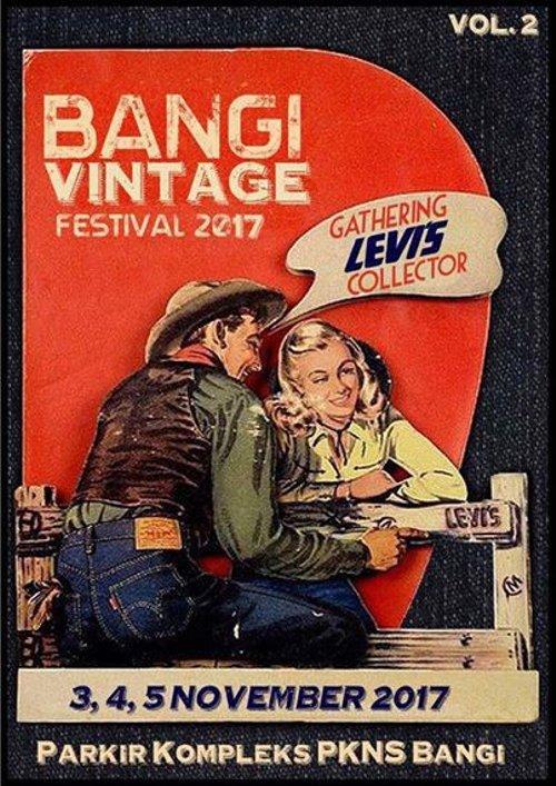 Bangi Vintage Fest Vol 2 Kembali Dengan Barangan Lebih Hebat Dan Rare