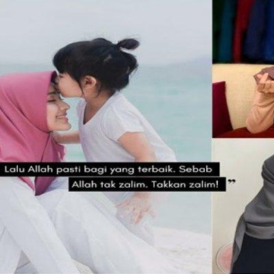 Bangkit Daripada Perceraian Kini Farah Lee Cekal Harungi Hidup Bergelar Usahawan Muslimah