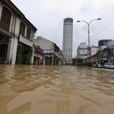 Banjir P P Dua Lagi Warga Emas Maut