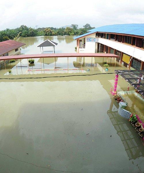Banjir Terengganu 11 Sekolah Masih Ditutup Esok