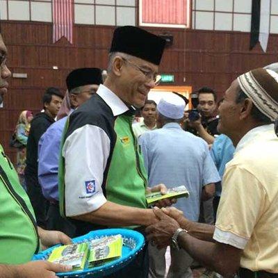 Bantuan Zakat Pahang
