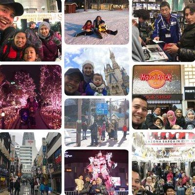 Bapa Ini Berkongsi Cerita Melancong Ke Tokyo Selama 10 Hari Bersama Keluarga