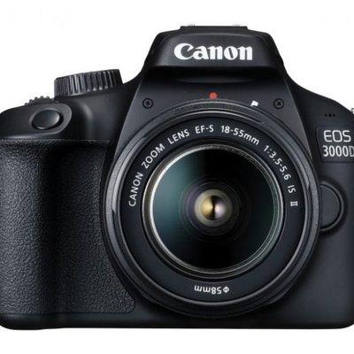 Baru Berjinak Dalam Fotografi Cuba Kamera Canon Eos 3000d Ini