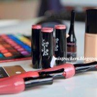 Basic Barang Makeup Dari Miss Rose Silky Girl Dan Safi