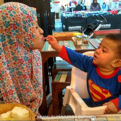 Bawa Superman Kecik Makan Boat Noodles Di Seremban Prima