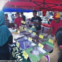 Bazar Ramadan Taman Nusa Perintis 1 Day Of Ramadan Walkabout