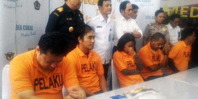 Bea Cukai Bali Gagalkan Penyelundupan Narkoba Diduga Dari Malaysia