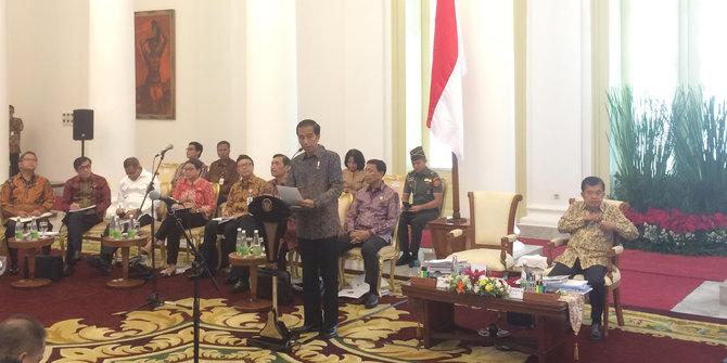 Bebankan Apbn Jokowi Tak Tepat Bentuk Dewan Kerukunan Nasional
