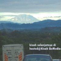 Beberapa Foto Gunung Kinabalu Muncul Secara Tiba Tiba Yang Berjaya Di Rakam