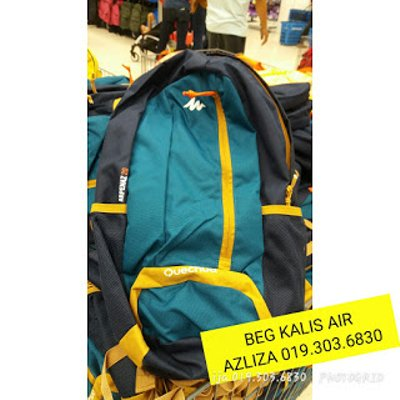 Beg Kalis Air 20 Liter Limited Edition