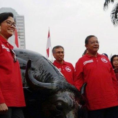 Bei Perkenalkan Patung Banteng Wulung Ikon Pasar Modal Ri Terbaru