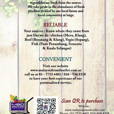 Beli Barang Dapur Online Dengan Mbo Grocer