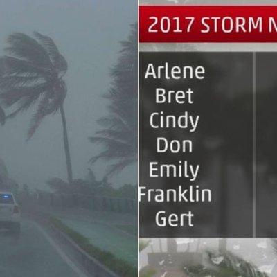 Belum Lama Badai Harvey Tenggelamkan Kota Besar As Kini Badai Irma Menyusul Lebih Destruktif