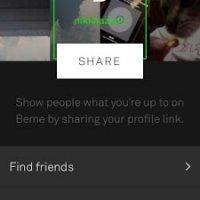 Beme Aplikasi Perkongsian Video Terbaharu