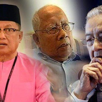 Benarkah Bukan Mahathir Yang Pecat Tun Salleh