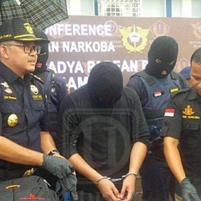 Benjy Ditangkap Sorok Dadah Di Medan
