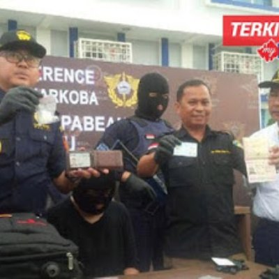 Benjy Tak Serik Sorok Syabu Dalam Dubur