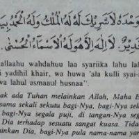 Berdoa Dengan Asmaul Husna As Salaam