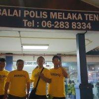 Bersih 4 Pdrm Tahan 12 Individu Engkar Arahan