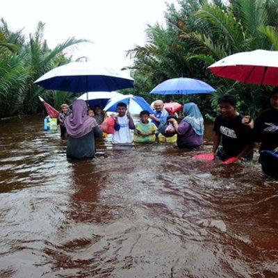 Bertambah 1 665 Mangsa Banjir Di 18 Pusat Pemindahan Pahang