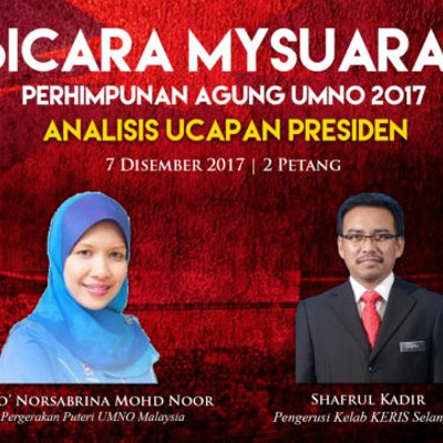 Bicara Mysuara Pau 2017 Analisis Ucapan Presiden