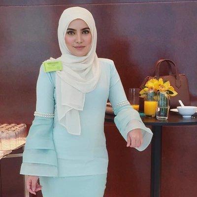 Biodata Nina Iskandar Pelakon Brunei Yang Mencipta Nama Di Malaysia