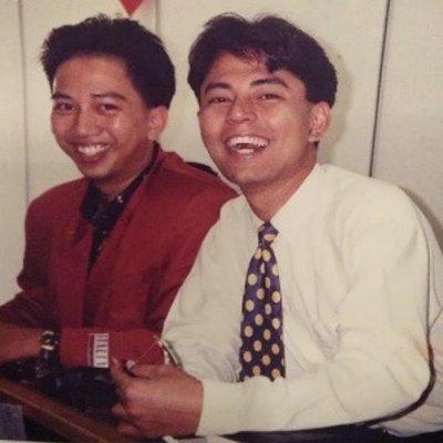 Biodata Profil Azwan Ali Yang Dulu