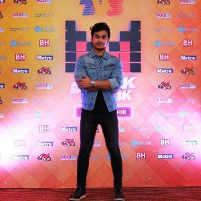 Biodata Profil Hefny Sahad Host Muzik Muzik 32