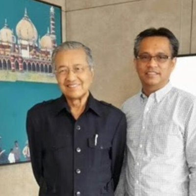 Bodoh Tak Faham Politik Tentu Saya Cuba Guling Kerajaan Kleptokratik Kata Tun Mahathir