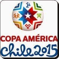 Bola Sepak Kesebelasan Terbaik Copa America 2015
