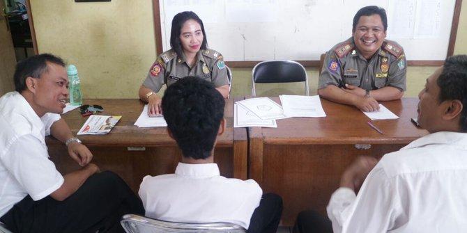 Bolos Sekolah 26 Pelajar Di Malang Nongkrong Di Warkop Dan Warnet