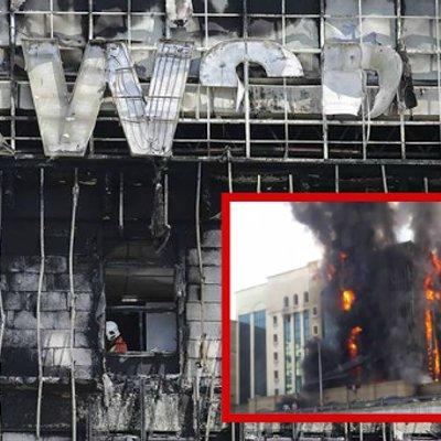 Bomba Sahkan Punca Kebakaran Bangunan Kwsp Percikan Dari Kerja Penyelenggaraan Sambar Bahan Mudah Terbakar