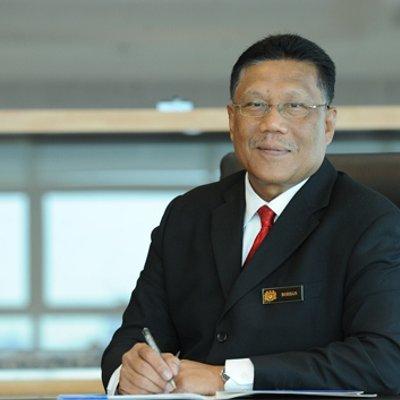 Borhan Dolah Ketua Pengarah Perkhidmatan Awam Baharu
