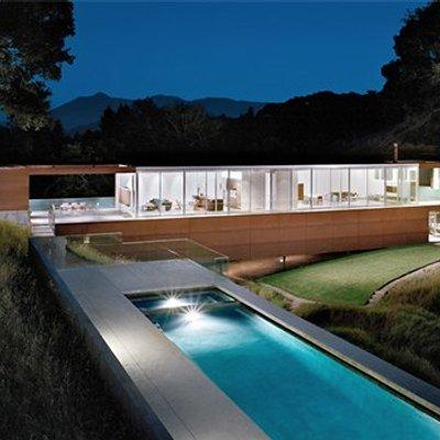 Bridge House By Stanley Saitowitz In California Usa