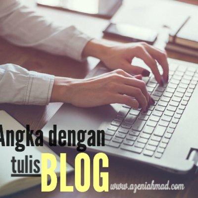 Buat Duit Dengan Blog Sampai Income 4 Angka