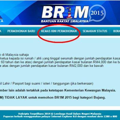 Buat Penerima Br1m