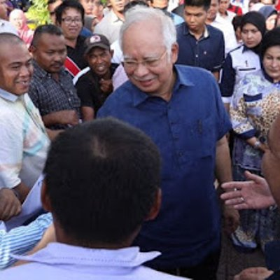 Bukan Mudah Menjadi Ds Najib