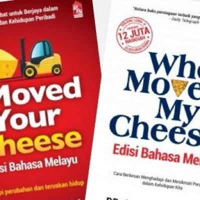 Buku Tentang I Moved Your Cheese Relevan Ke