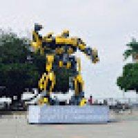 Bumble Bee Dan Optimus Prime Di Penang