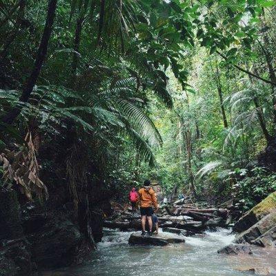 Cantiknya Air Terjun Ulu Tembeling Jerantut Pahang