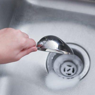 Cara Atasi Masalah Sinki Tersumbat Tanpa Guna Pelo Soda Bikarbonat